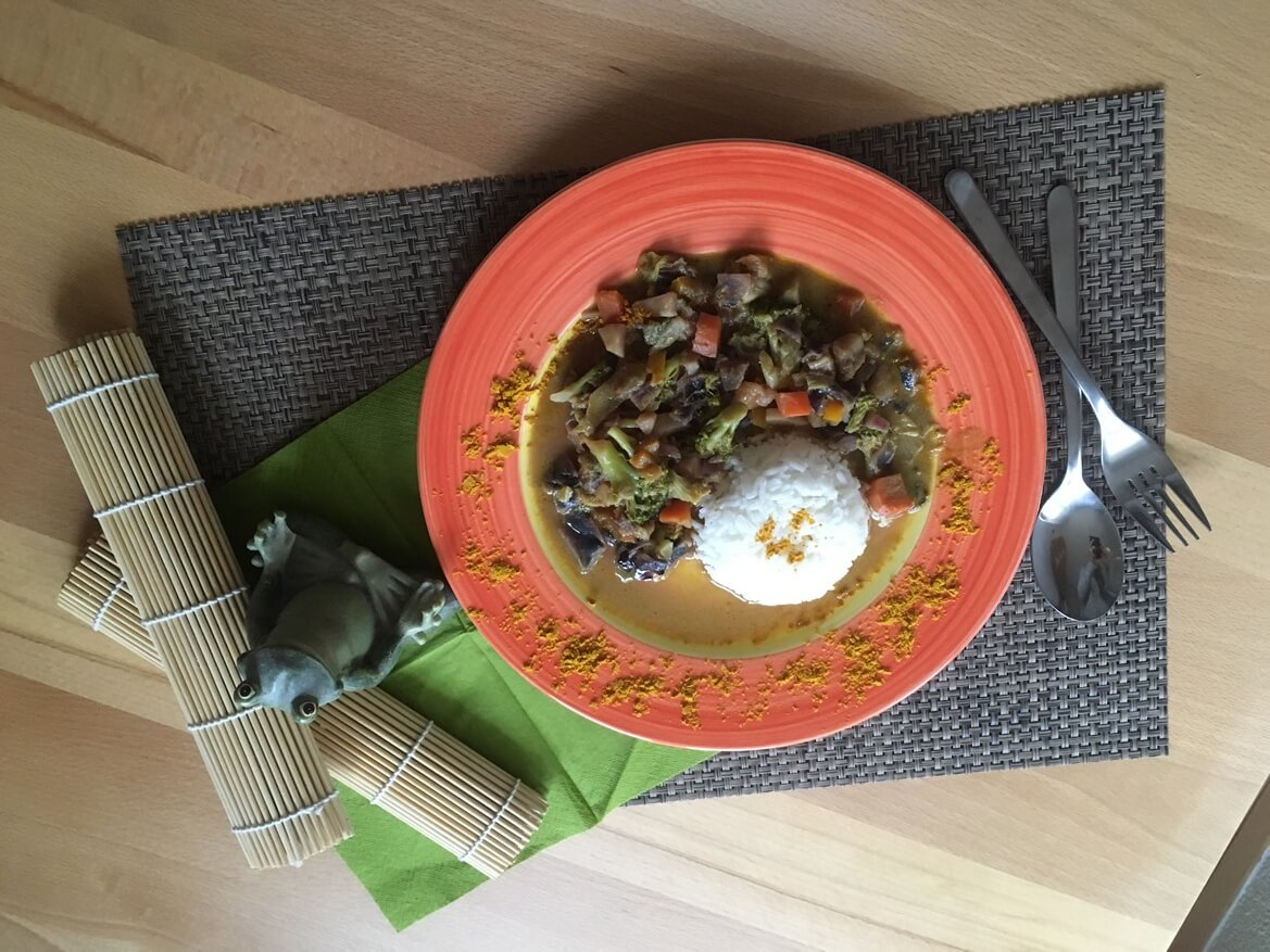 Thai Gemüsecurry