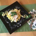Rezept Tagliatelle mit Thunfischsauce