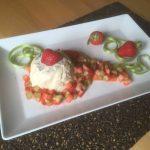 Rezept Panna Cotta mit Fruchtsalat