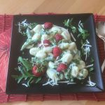 Rezept Gnocci mit Spargel-Käsesauce